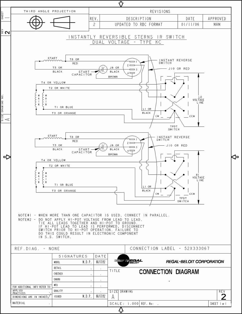 Wiring Diagram 115230 Motor Ao Smith | Wiring Diagram on
