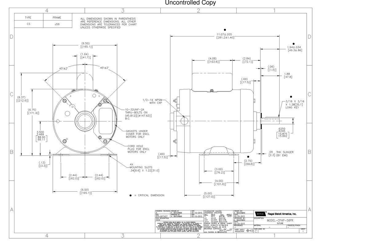 Century Motors Wiring Diagram