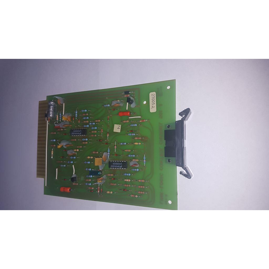 Link Systems, 501-3, Logic Control Channel, Circuit Board Repair