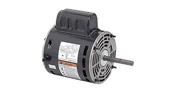 4749, US Nidec, 1/2HP, 115/230V, Direct Drive Blower Motor