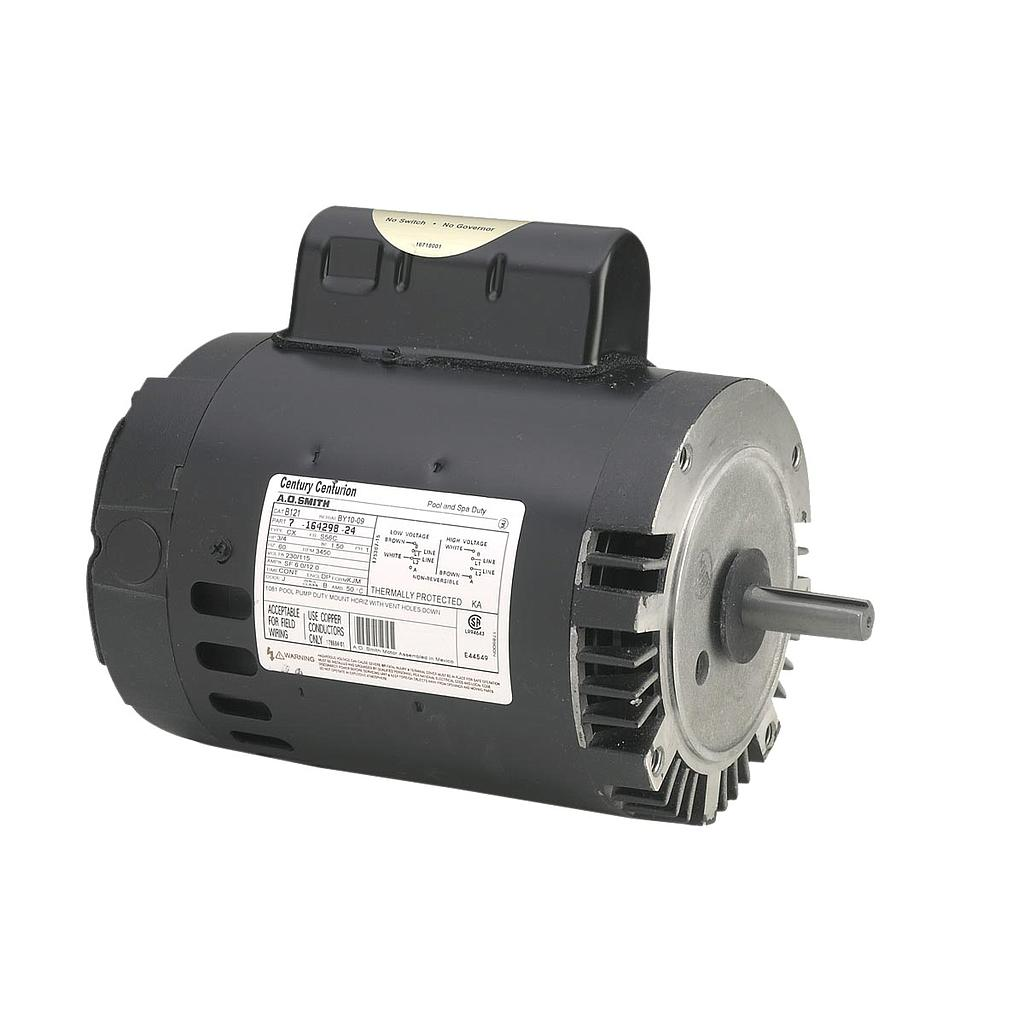 1104365401, Franklin, 1HP, 115/230V, C-Face Pool Motor