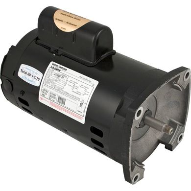 10-177475-20, AO Smith(now Century), 1HP,  230/115V, Square Flange Pool Pump Motor