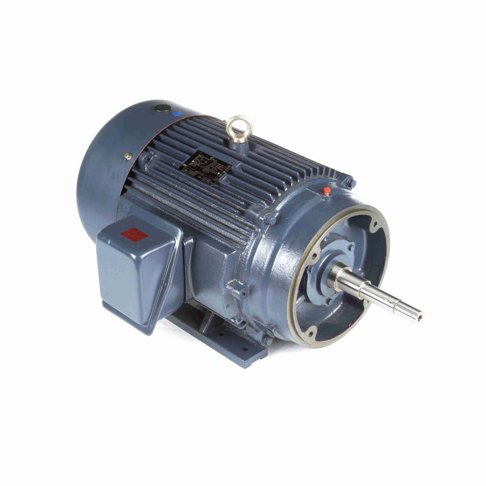 CPE65, Century, Industrial Close-Coupled Pump, 50HP, 1750 RPM, TEFC, 208-230, 460V