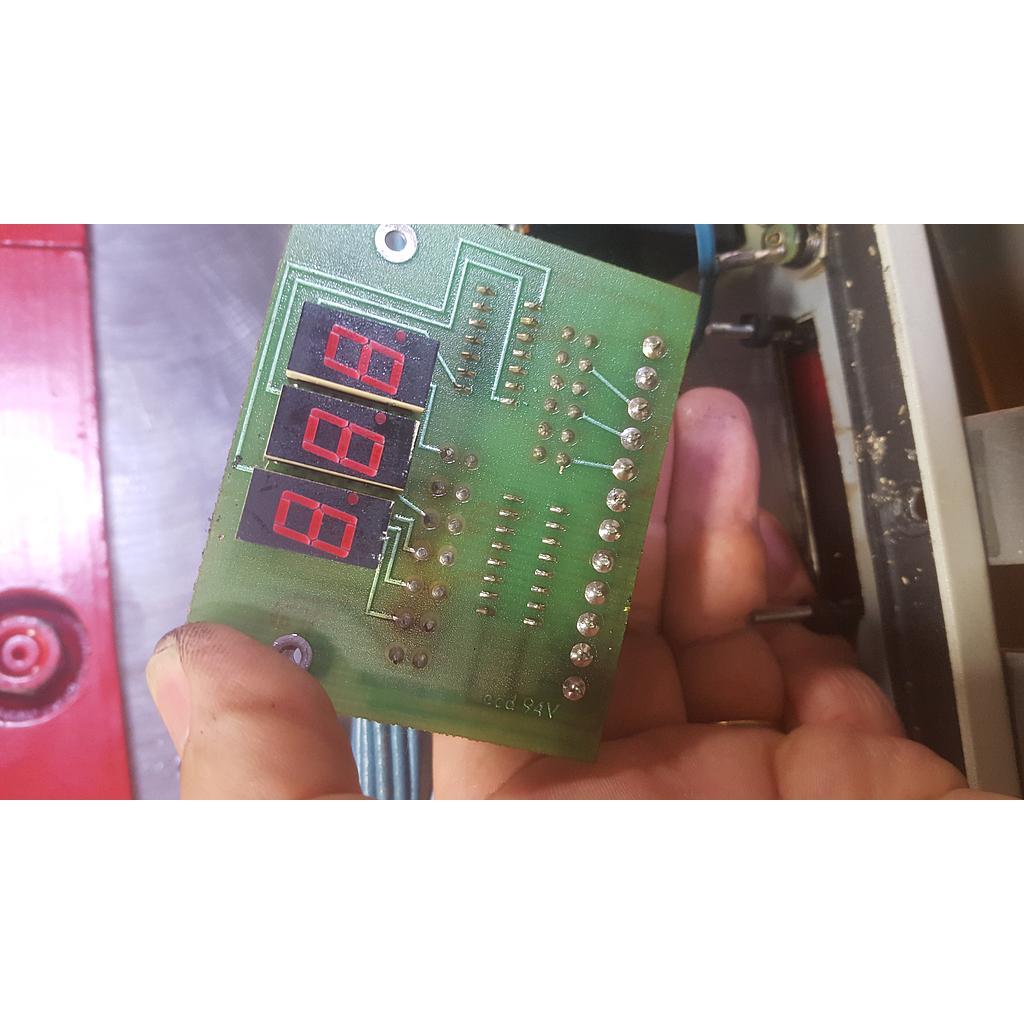 819902, Circuit Board Repair, Cincinnati Press Brake